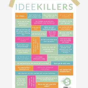 Ideekiller poster