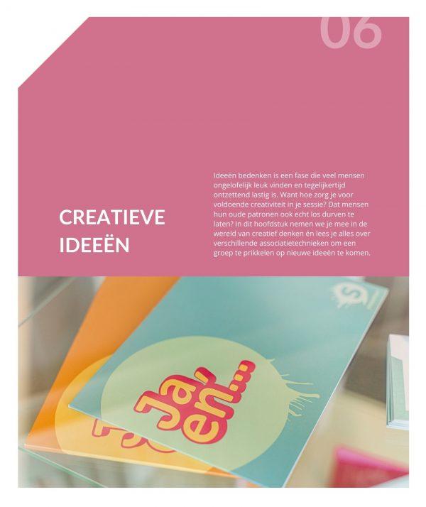 Creatief Faciliteren (digitaal boek)