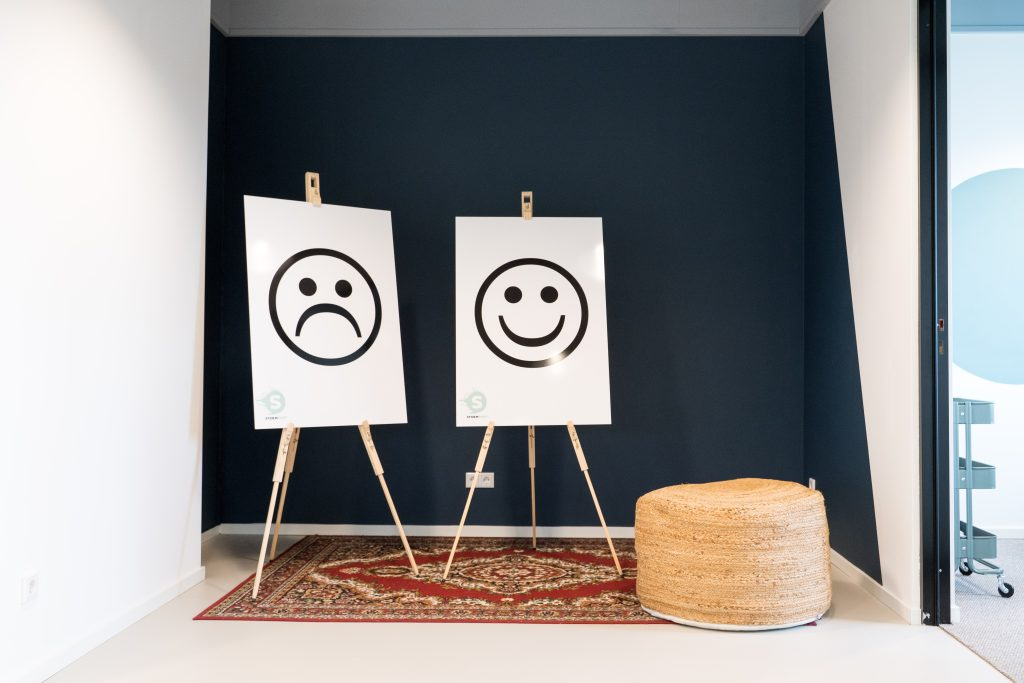 smiley posters